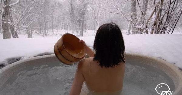 Холодные ванны для похудения