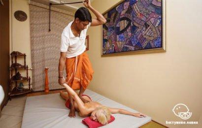 Индийский массаж. Традиционный индийский калари-массаж