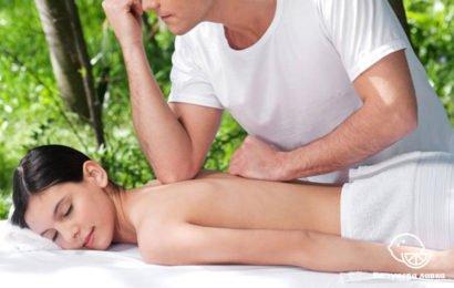 Китайский массаж Туй на