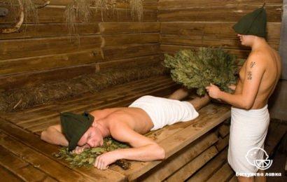 Как правильно париться в русской бане