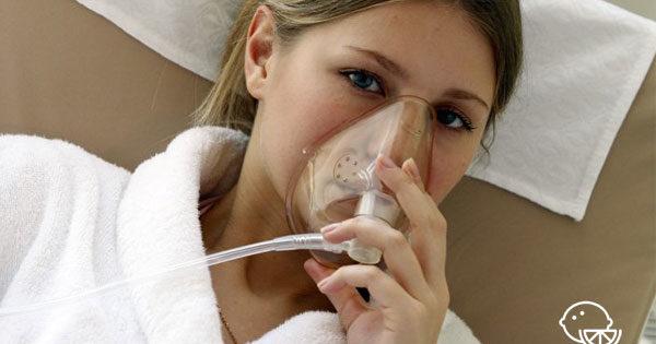 Почему нельзя дышать чистым кислородом