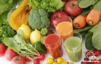 Свежевыжатые овощные соки – польза и вред