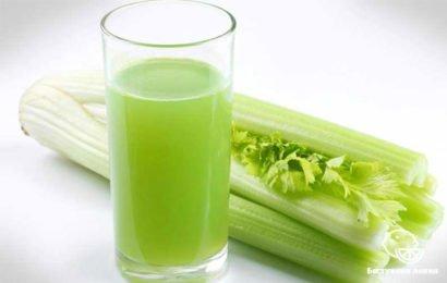 Свежевыжатые овощные соки для похудения