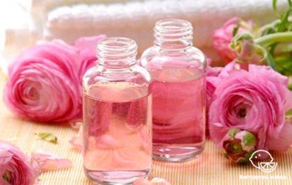 Полезные свойства розовой воды