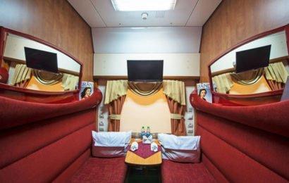 Лайфхак: услуги в поезде