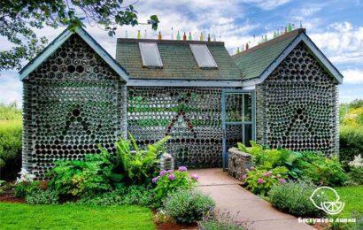 Как построить простой дом из ничего