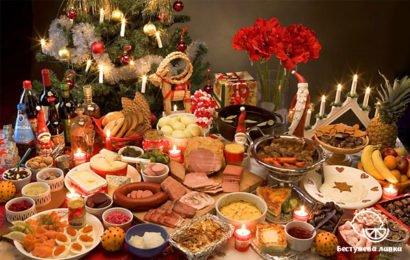 Как избежать переедания в новогодние праздники