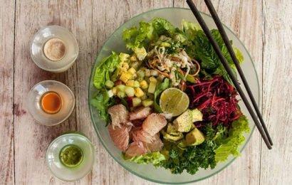 Вегетарианская еда в путешествии. Приложения для вегетарианцев