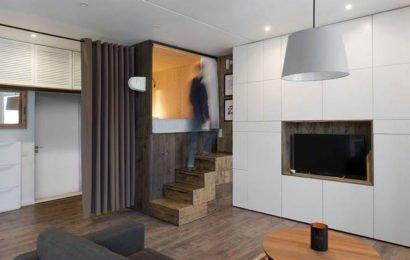 Экожилье: планировка маленькой однокомнатной квартиры