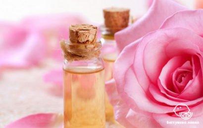 Польза и вред эфирного масла розы