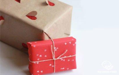 Эко подарки на День Святого Валентина
