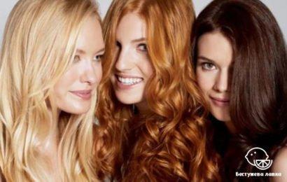 Окрашивание волос натуральными средствами в домашних условиях