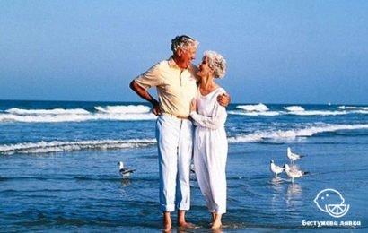 Советы, как женщинам стареть красиво и естественно