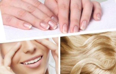 для кожи, волос и ногтей