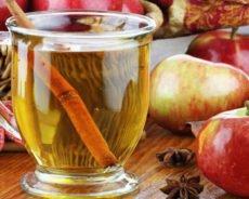 Напиток для ускорения метаболизма с корицей