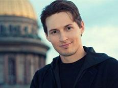 Павел Дуров - известный бизнесмен вегетарианец