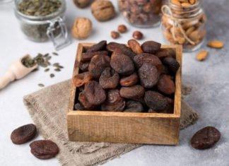 Польза и вред шоколадной кураги
