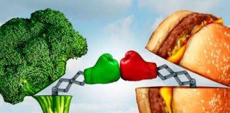 изменить пищевые привычки