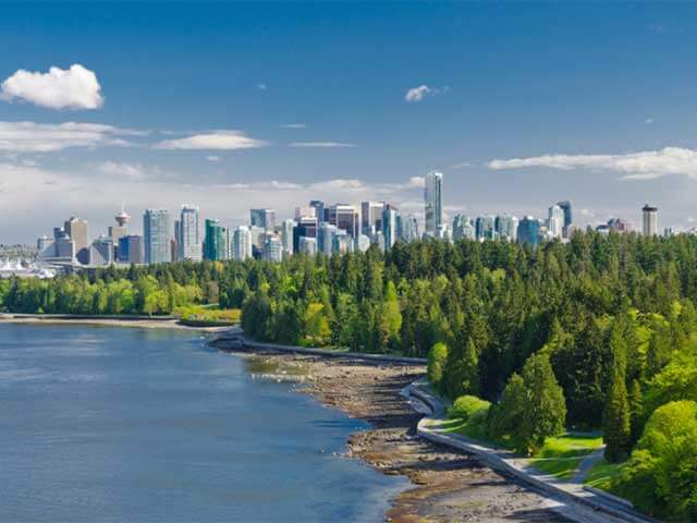 Ванкувер - лучший город для жизни