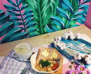 HI MIR Vegan Cafe