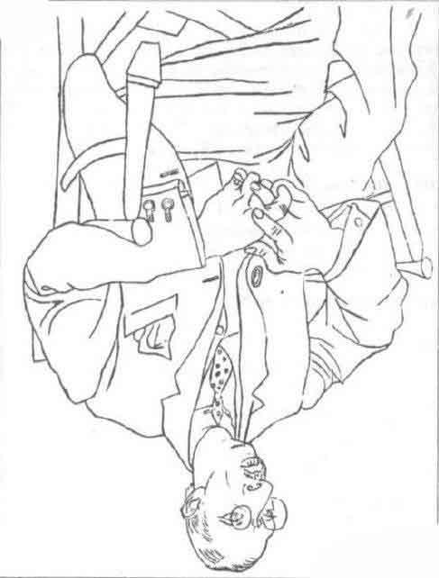 Рисование вверх ногами. Техника правополушарного рисования
