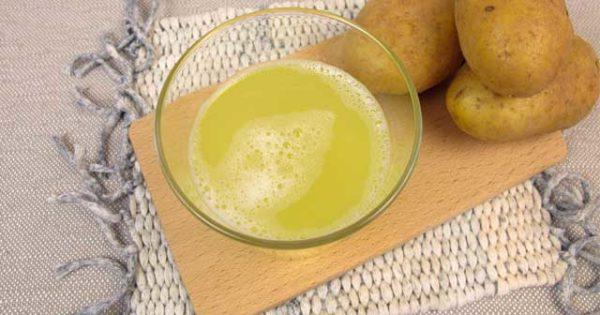 Польза и вред картофельного сока. Картофельный сок при гастрите