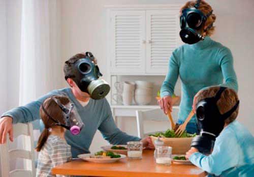 Как избавиться от неприятного запаха в доме. Причины запаха