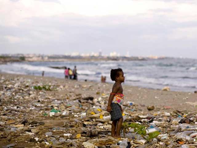 Байос де Хайна, Доминиканская республика. Входит в 10 грязных городов мира