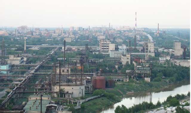 Дзержинск, Россия входит в 10 грязных городов мира