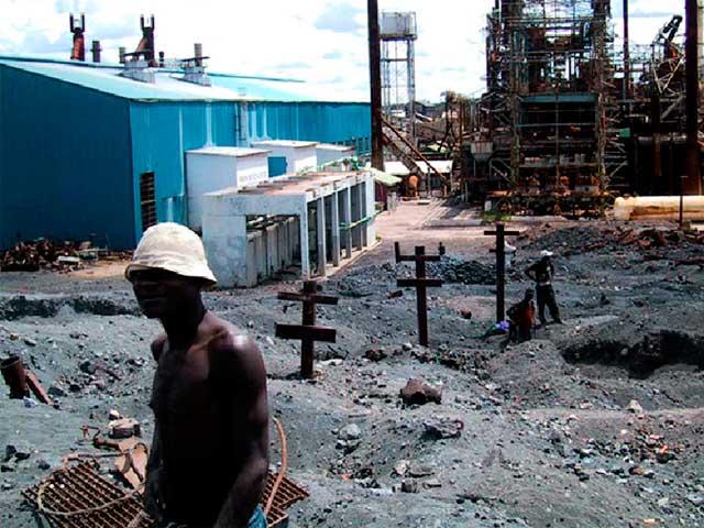 Кабве, Замбия - топ 10 грязных городов мира