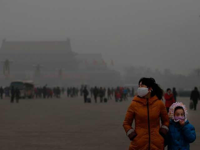 Линьфэнь, Китай - входит в топ 10 грязных городов мира