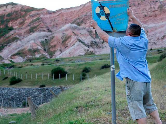 Майлу-Суу, Кыргызстан входит в 10 грязных городов мира