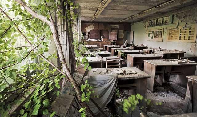 Чернобыль, входит в 10 грязных городов мира