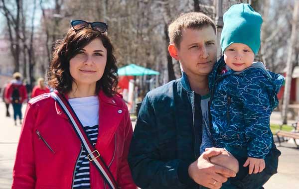 """Елена Телицына: """"Рак можно победить"""". История семьи, победившей рак головного мозга"""