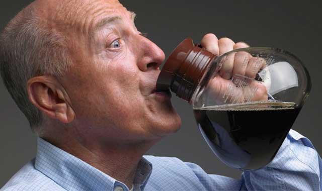 Что будет, если пить много кофе
