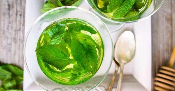 Чем полезен чай с мятой