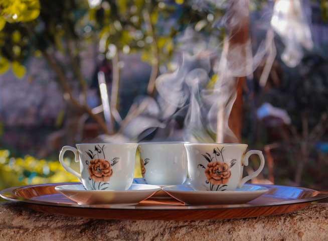 Травяные чаи для очищения организма