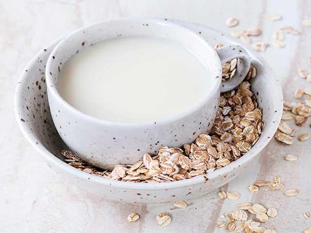 Как сделать овсяное молоко в домашних условиях