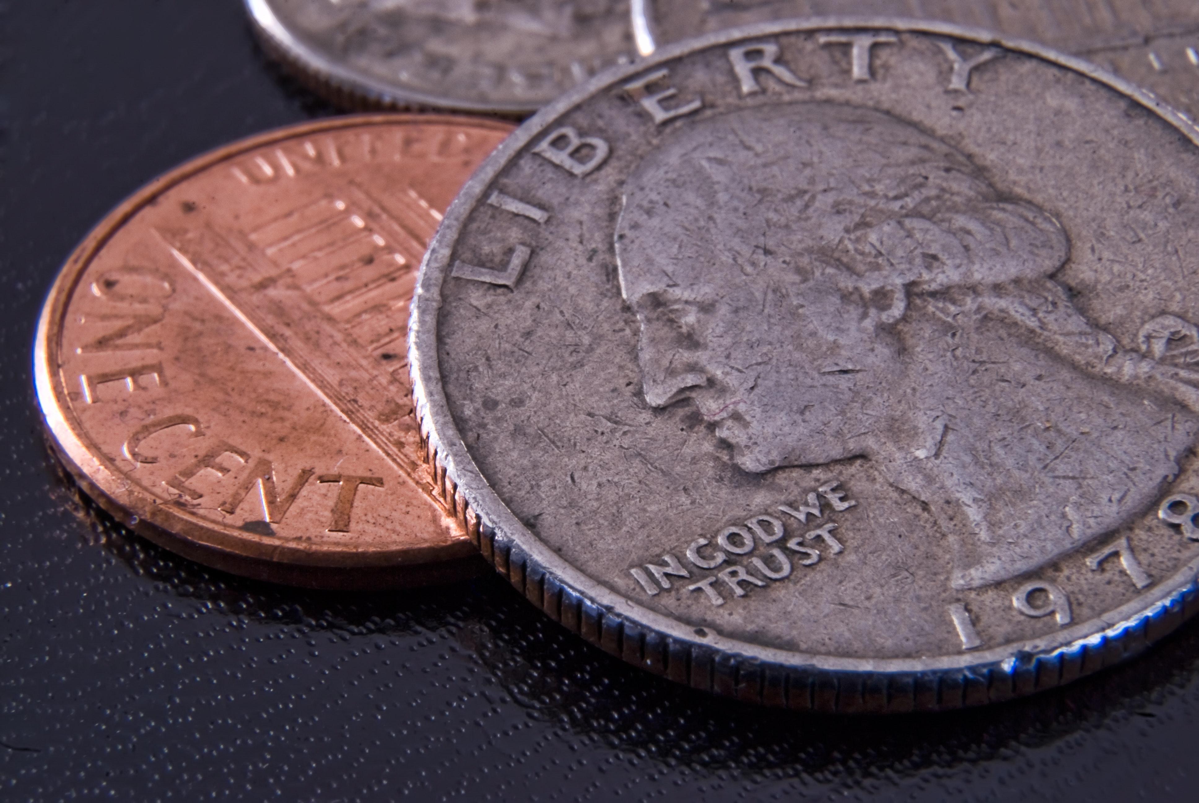 Монеты - обереги от финансовых проблем