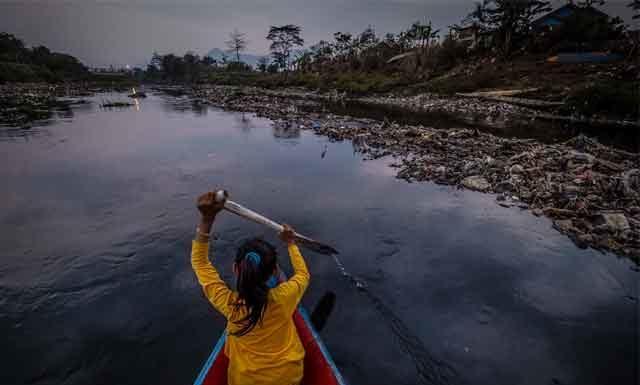 Самая грязная река в мире - Читарум. Интересные факты и статистика
