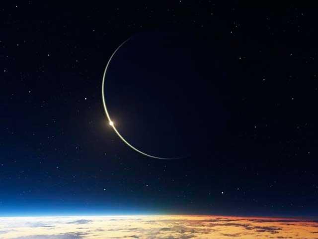 Фаза луны - новолуние