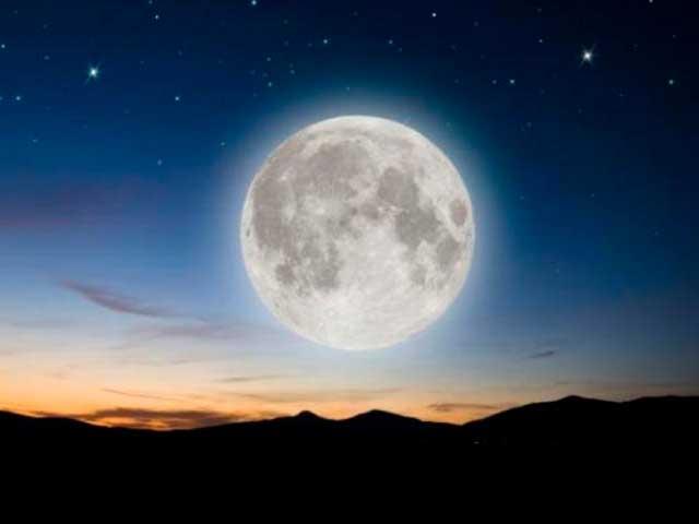 Фаза луны - полнолуние