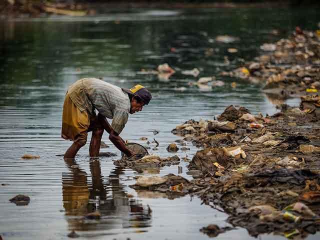 Работа на реке Читарум