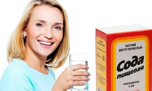 Что будет c организмом, если пить соду по утрам натощак
