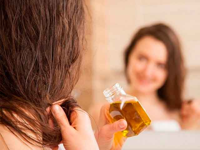 Хлопковое масло для волос
