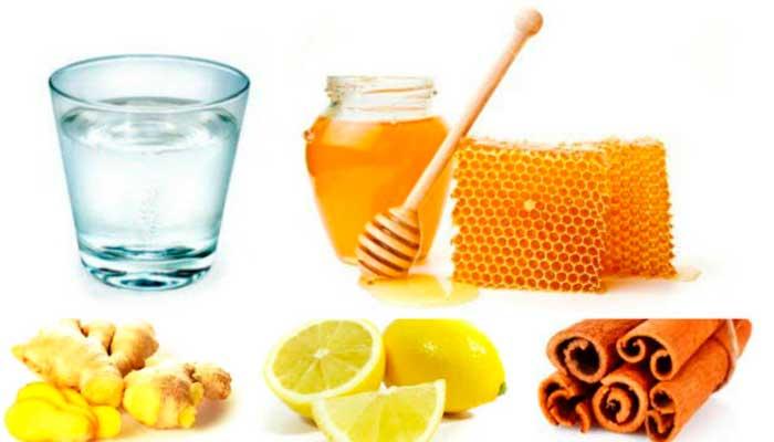 Как пить воду с медом натощак?