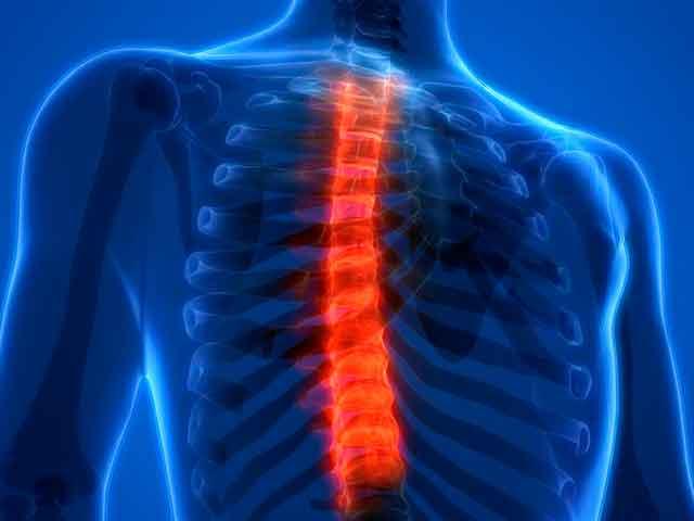11 упражнений ЛФК при остеохондрозе грудного отдела позвоночника