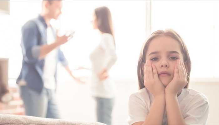 Как стресс влияет на работу головного мозга ребенка