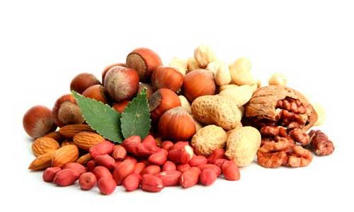 Какие орехи полезны для поджелудочной