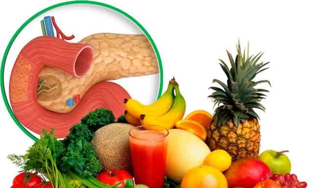 Какие продукты приносят пользу поджелудочной железе